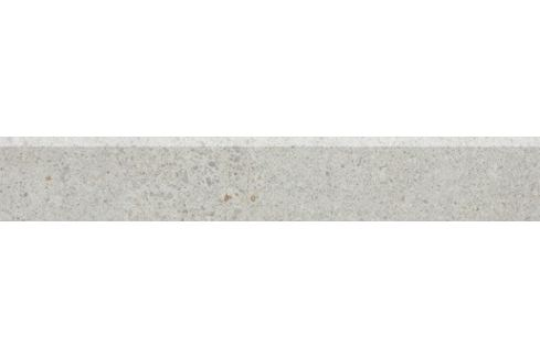 Sokel Rako Piazzetta svetlo šedá 9,5x60 cm mat DSAS4788.1