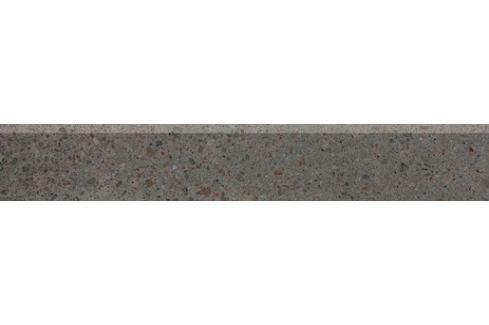 Sokel Rako Piazzetta čierna 9,5x60 cm mat DSAS4789.1