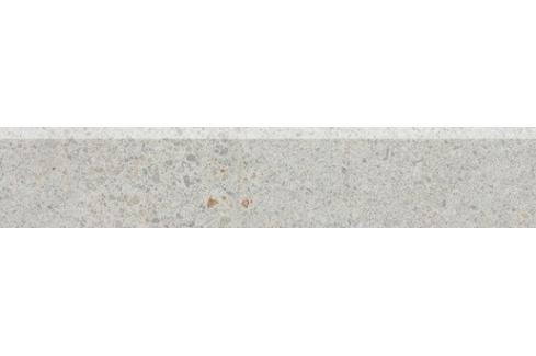 Sokel Rako Piazzetta svetlo šedá 8,5x45 cm mat DSAPM788.1