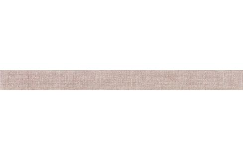 Listela Rako Tess červená 3x40 cm mat / lesk WLAMF451.1
