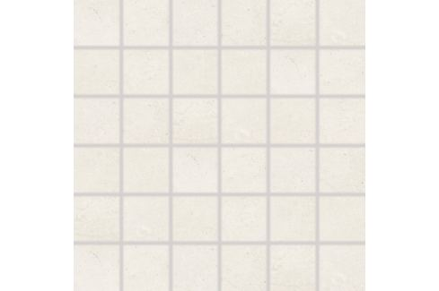 Mozaika Rako Limestone slonová kosť 30x30 cm mat / lesk DDM06800.1