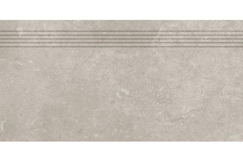 Schodovka Rako Limestone béžovošedá 30x60 cm mat DCPSE802.1