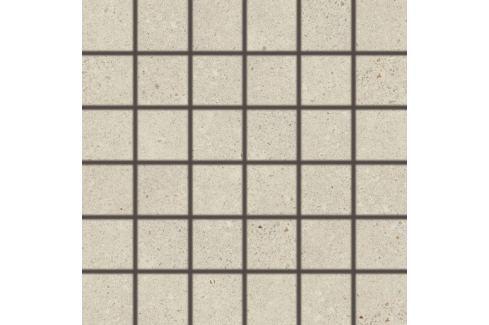 Mozaika Rako Piazzetta béžová 30x30 cm mat DDM06787.1