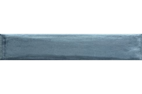 Obklad Del Conca Frammenti blu notte 7,5x40 cm lesk 74FR12