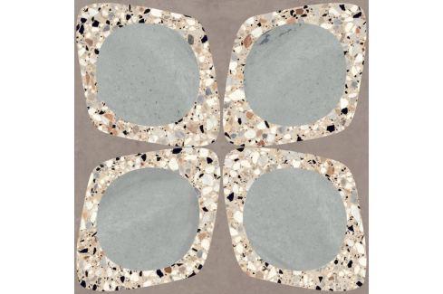 Dekor Del Conca Frammenti dipinto 20x20 cm mat 20FR00DIA