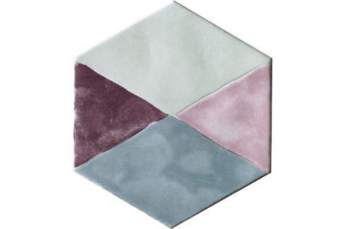 Dekor Cir Materia Prima rainbow inserto 24x27,7 cm lesk 1069930