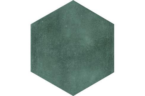 Obklad Cir Materia Prima hunter green 24x27,7 cm lesk 1069780