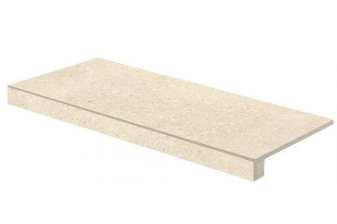 Schodová Tvarovka Rako Stones béžová 30x60 cm mat DCFSE668.1