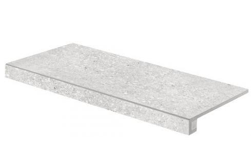 Schodová Tvarovka Rako Stones svetlo šedá 30x60 cm mat DCFSE666.1