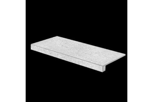 Schodová Tvarovka Rako Stones svetlo šedá 30x60 cm mat DCESE666.1