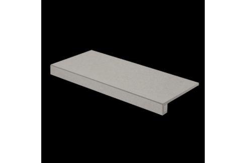 Schodová Tvarovka Rako Rock svetlo šedá 30x60 cm lappato DCGSE634.1