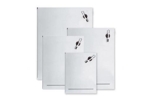 Blomus Magnetická tabuľa 115 x 75 cm + fixka a zmizík MURO