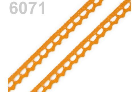 Bavlnená čipka paličkovaná šírka 9 mm Daffodil 150m