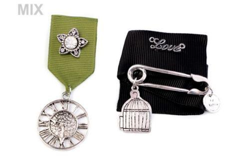 Brošňa / odznak Stoklasa
