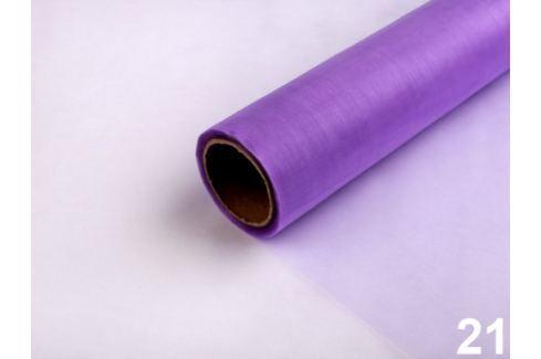Organza šírka 36 cm fialková 90m Stoklasa