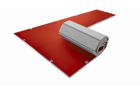 Certifikované tatami ProGame TIS Roll 400x100x4 cm